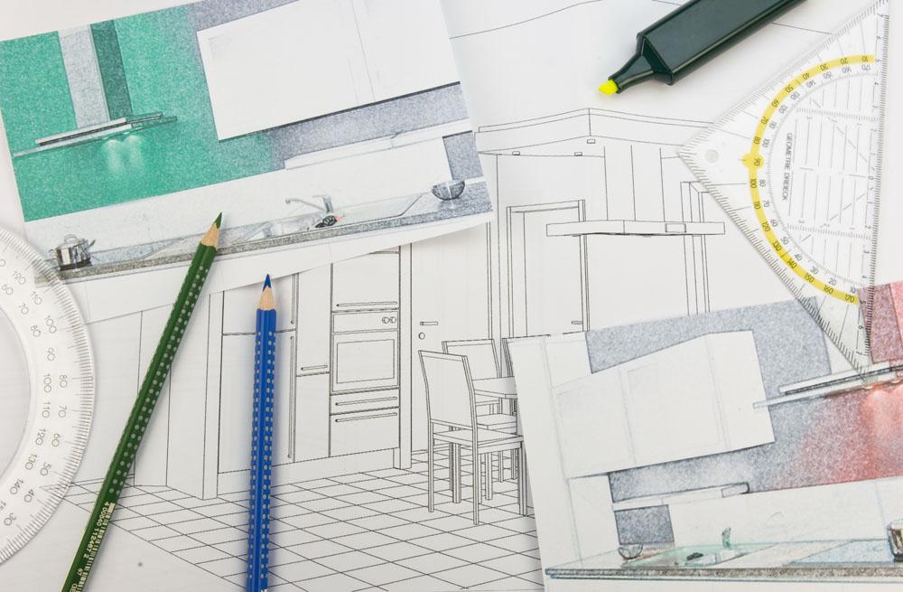 装修房屋打拆图纸
