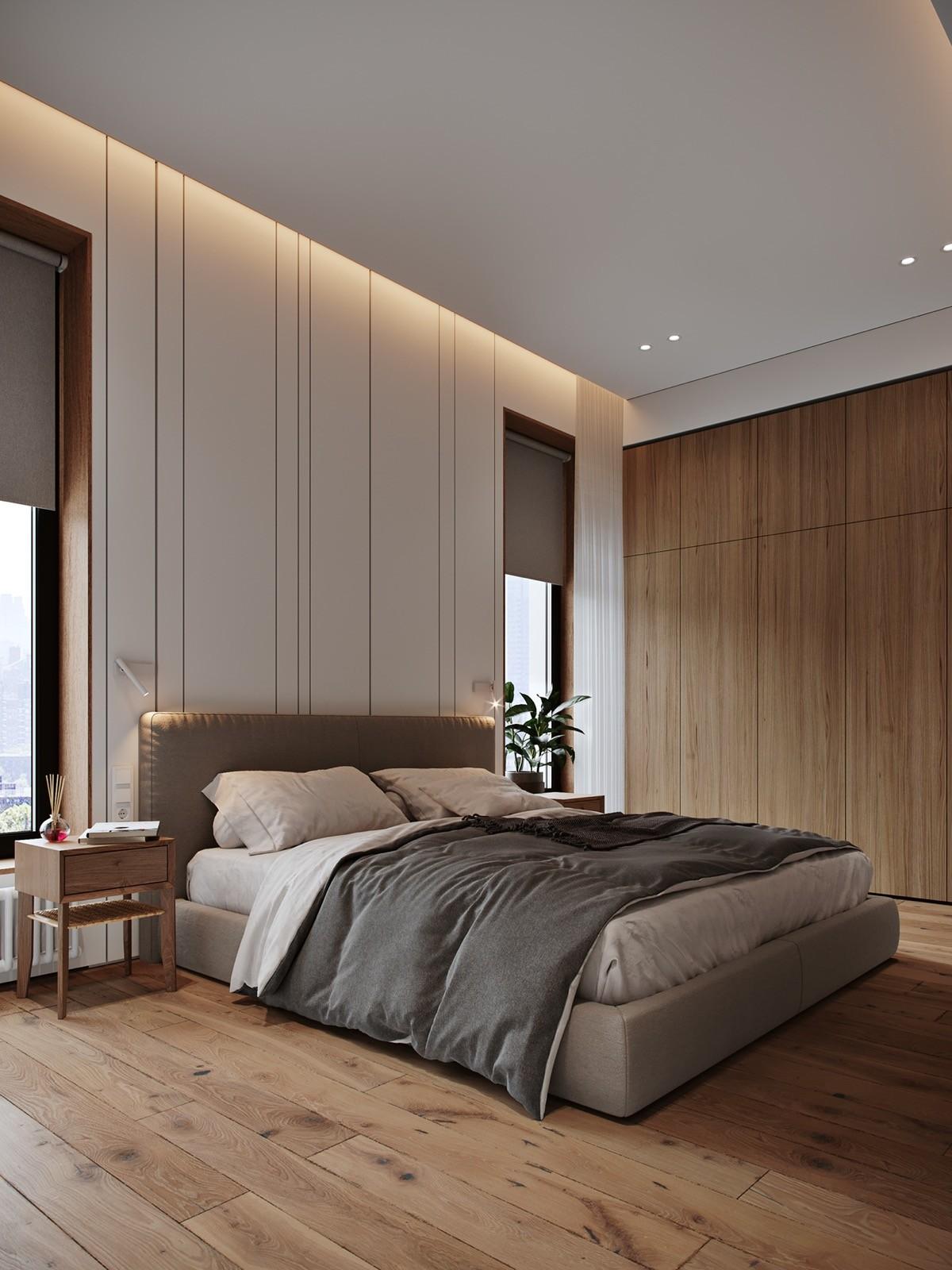 现代简约卧室装修