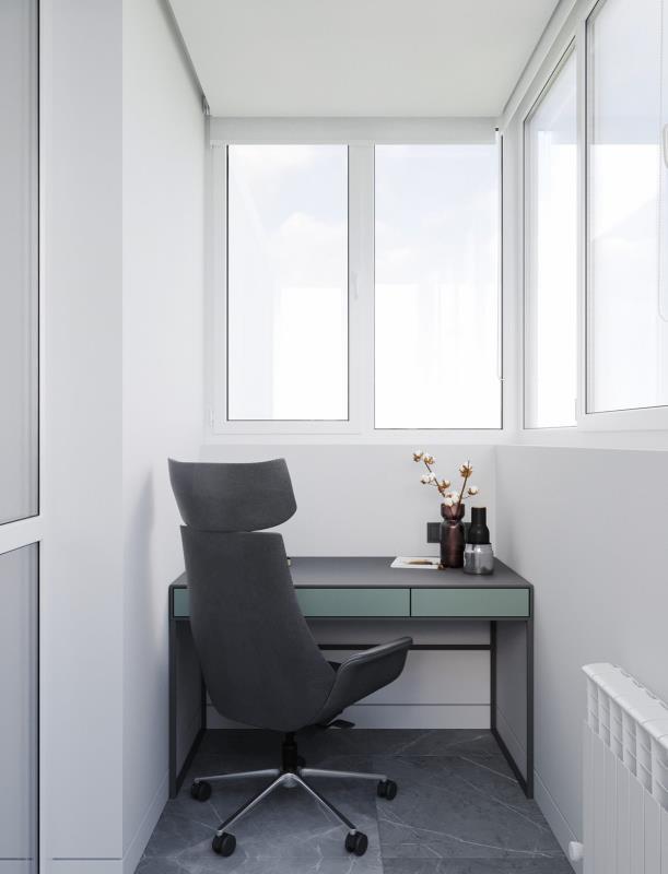 现代风 办公桌 本家设计